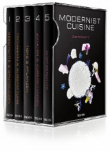 Omslag - Modernist Cuisine 1-5 and Kitchen Manual