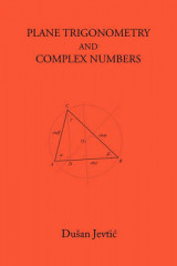 Omslag - Plane Trigonometry and Complex Numbers