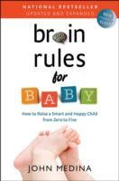 Omslag - Brain Rules for Baby