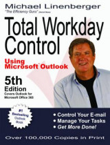 Omslag - Total Workday Control Using Microsoft Outlook
