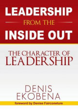 Omslag - Leadership from the Inside Out