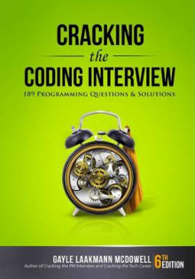 Cracking the Coding Interview av Gayle Laakmann McDowell (Heftet)