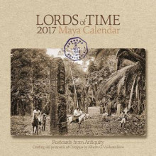 Lords of Time 2017 Maya Calendar av Paul Johnson (Heftet)