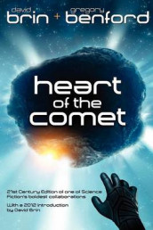 Heart of the Comet av Gregory Benford og David Brin (Heftet)