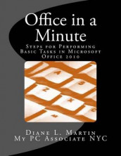 Office in a Minute av Diane L Martin (Heftet)