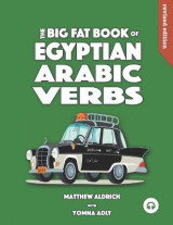 Omslag - Big Fat Book of Egyptian Arabic Verbs