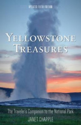 Omslag - Yellowstone Treasures