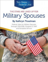 Omslag - Stars are Lined Up for Military Spouses