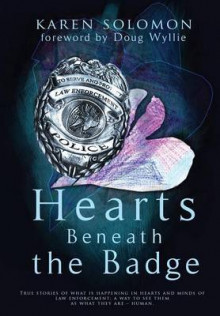 Hearts Beneath the Badge av Karen Solomon (Innbundet)