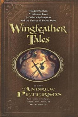 Omslag - Wingfeather Tales