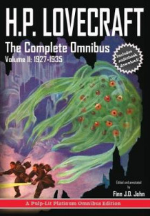 H.P. Lovecraft, the Complete Omnibus Collection, Volume II av Howard Phillips Lovecraft og Finn J D John (Innbundet)