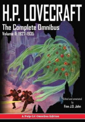 H.P. Lovecraft, the Complete Omnibus Collection, Volume II av Finn J D John og Howard Phillips Lovecraft (Heftet)