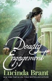 Deadly Engagement av Lucinda Brant (Heftet)