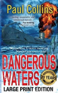 Dangerous Waters av Curator for Ancient Near East Paul Collins (Heftet)