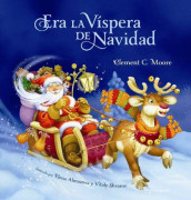 Era La Vispera de Navidad (Twas the Night Before Christmas, Spanish Edition) av Clement C Moore (Innbundet)