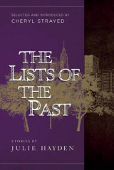 Omslag - The Lists of the Past