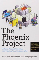 Omslag - The Phoenix Project