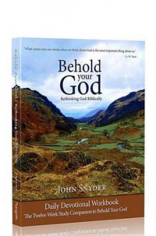 Behold Your God Student Workbook av John Snyder (Heftet)