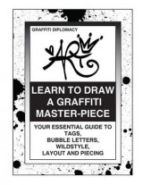 Omslag - Learn To Draw A Graffiti Master-Piece