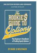 Omslag - The Rookie's Guide to Options; 2nd Edition