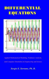 Differential Equations av Sergio E Serrano (Innbundet)