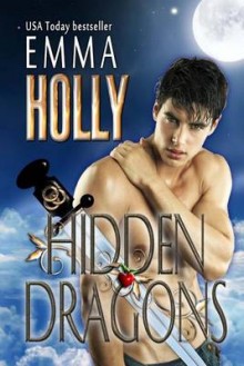 Hidden Dragons av Emma Holly (Heftet)