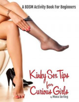 Omslag - Kinky Sex Tips for Curious Girls