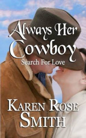 Always Her Cowboy av Karen Rose Smith (Heftet)