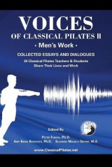 Omslag - Voices of Classical Pilates
