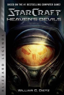 Starcraft II: Heaven's Devils av William C. Dietz (Heftet)