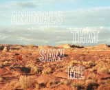 Omslag - Ed Panar - Animals That Saw Me