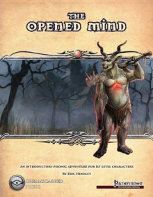 The Opened Mind av Eric Hindley og Dave Harris (Heftet)