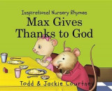 Omslag - Max Gives Thanks to God