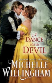 A Dance with the Devil av Michelle Willingham (Heftet)