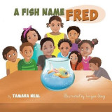 Omslag - A Fish Name Fred