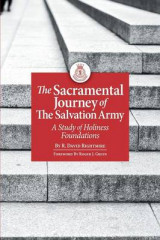 Omslag - The Sacramental Journey of the Salvation Army