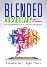Omslag - Blended Vocabulary for K--12 Classrooms