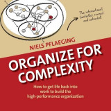 Omslag - Organize for Complexity