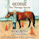 Omslag - George the Therapy Horse