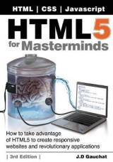 Omslag - Html5 for Masterminds, 3rd Edition