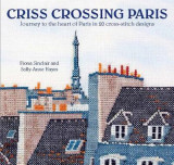 Omslag - Criss-Crossing Paris