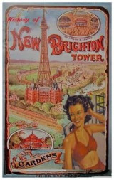Omslag - The History of New Brighton Tower