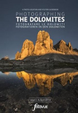 Omslag - Photographing the Dolomites