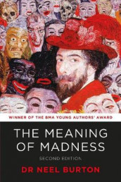 The Meaning of Madness, second edition av Neel Burton (Innbundet)