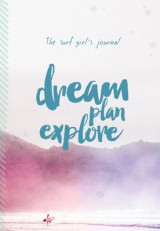 Omslag - Surf Girl's Journal: Dream, Plan, Explore