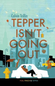 Tepper isn't Going Out av Calvin Trillin (Heftet)