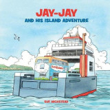 Omslag - Jay-Jay and His Island Adventure