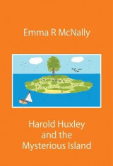 Omslag - Harold Huxley and the Mysterious Island 2017