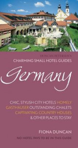 Omslag - Charming Small Hotel Guides: Germany