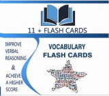 Omslag - Eleven Plus: Vocabulary Flash Cards